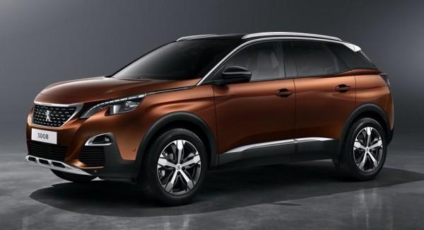 Обновленный Peugeot 3008 получит 300-сильную гибридную установку