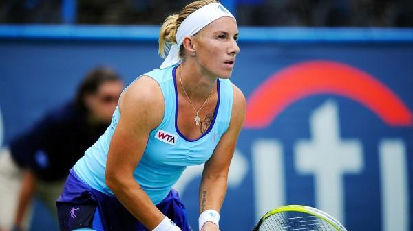 Российская теннисистка Светлана Кузнецова опустилась на девятое место рейтинга WTA