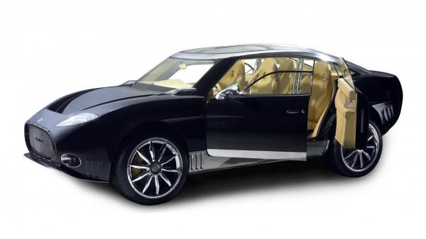 Новый роскошный кроссовер от Spyker получит гибридный мотор