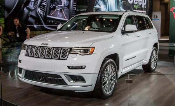 Jeep, Dodge, Chrysler и FIAT отзывают 2,1 тысячи автомобилей