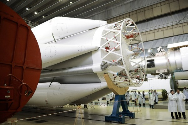 «Роскосмос» начнет создавать элементы многоразового использования для ракет