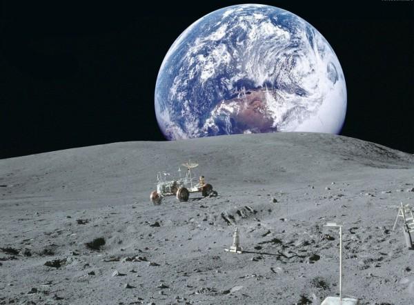 Уфологи нашли шесть башен с пришельцами на луне
