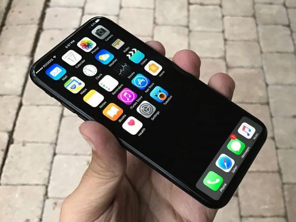 iPhone 8 - новое фото