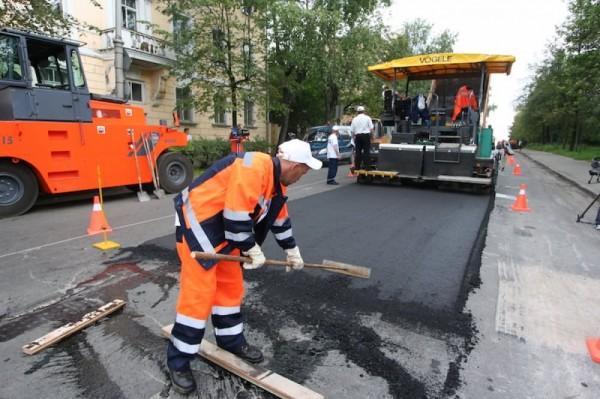 В Москве начинают капитальный ремонт 18 млн кв. м дорог