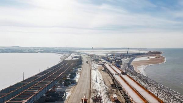 Строительство железной дороги на Тамани обойдется в 50 миллиардов рублей