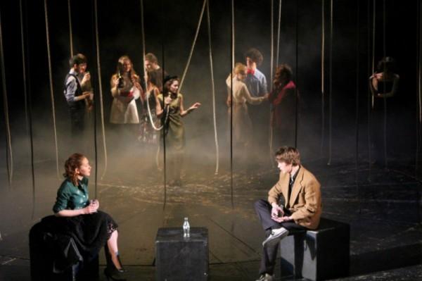 В Петербурге откроется Международный театральный фестиваль