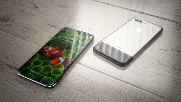 Комапния Apple показала фотографии iPhone 8