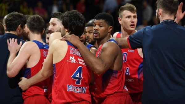 ЦСКА сразится с Басконией в четвертьфинале баскетбольной Евролиги
