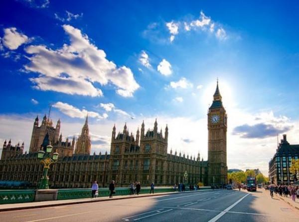 В Британии зафиксирована аномальная для апреля температура