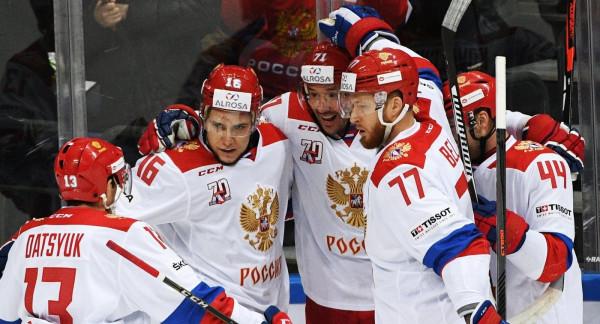 В сборную РФ по хоккею пригласили четырех игроков НХЛ