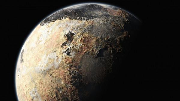 Учёные: На Плутоне холодная и неоднородная атмосфера