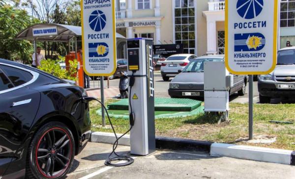 В Самаре вскоре построят первые зарядные станции для электромобилей