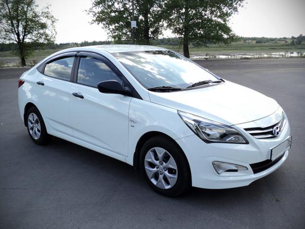 В марте Hyundai Solaris вернулся в ТОП-3 самых продаваемых машин в России