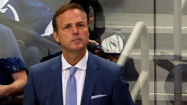 Джон Купер станет наставником сборной Канады на ЧМ-2017 по хоккею