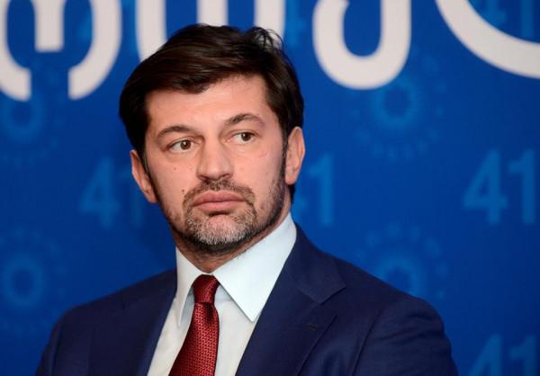 Грузия отказалась от закупок газа у «Газпрома» до конца года