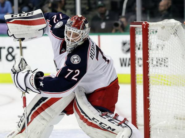 Бобровский заслуживает на приз лучшего вратаря сезона в НХЛ - Третьяк