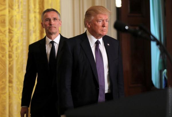 Генсек НАТО считает Россию сейчас более «агрессивной»