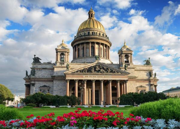 Исаакиевский собор начали готовить для передачи в РПЦ