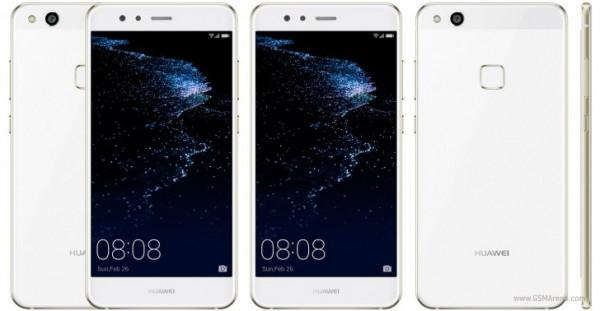 Huawei назвала стоимость смартфона P10 lite в России