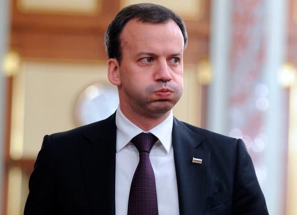 Аркадий Дворкович раскритиковал судейство в матче СКА – «Металлург»