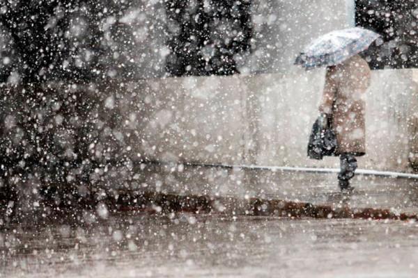 На Паску в Псковской области возможен дождь с мокрым снегом