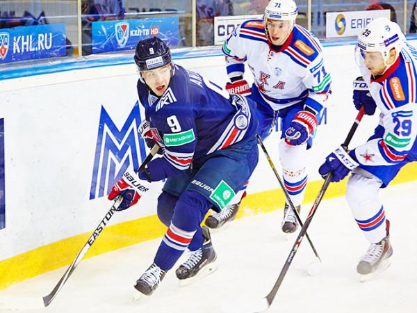 КХЛ: В пятом матче финала СКА и «Металлург» составы оставили без изменений