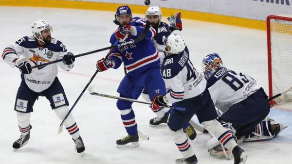 Департамент судейства КХЛ: Шайба в ворота «Металлурга» забита без нарушений