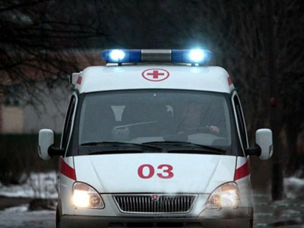 В Санкт-Петербурге из окна на втором этаже выпал мальчик
