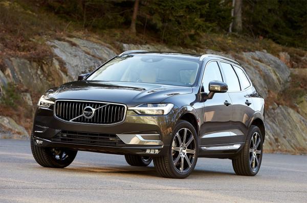 Компания Volvo к 2020 году планирует продавать 800 000 автомобилей ежегодно