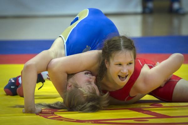 Спортсменка из Твери стала серебряной призеркой чемпионата России по вольной борьбе