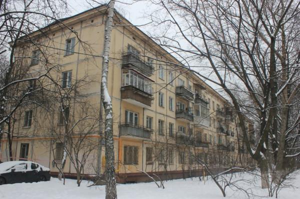 Совет при президенте подверг критике законопроект о сносе хрущёвок Москвы
