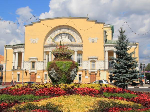 В Ярославле пройдет 10-й фестиваль «Будущее театральной России»