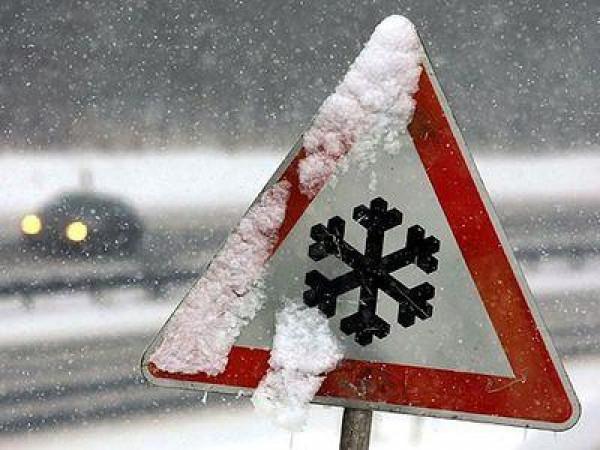 В Свердловской области перед выходными пройдут сильные снегопады