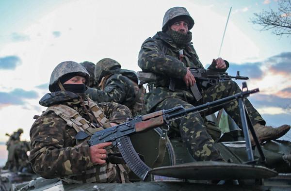 Лвоих офицеров ВСУ заочно обвинили в обстреле мирного населения