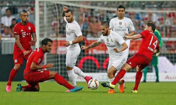 Голкипер «Баварии» Нойер сломал ногу в матче 1/4 финала ЛЧ с «Реалом»