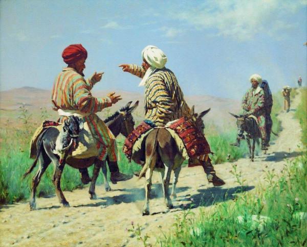 В Русском музее покажут свыше 150 произведений Василия Верещагина
