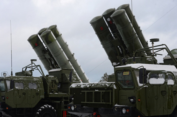 Соединения ПВО отразили условную атаку авиации на Москву
