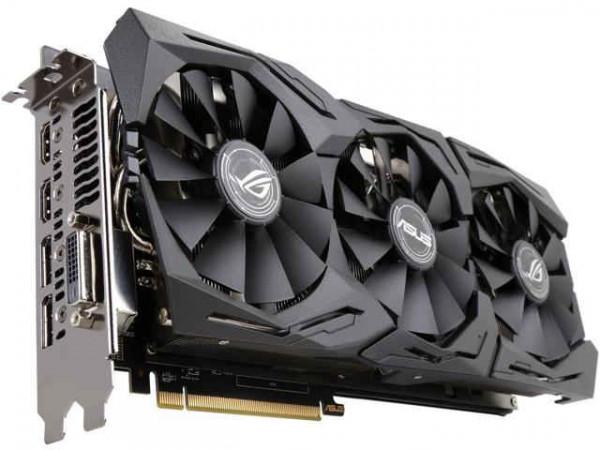 AMD презентовала ряд бюджетных видеокарт серии Radeon RX 500