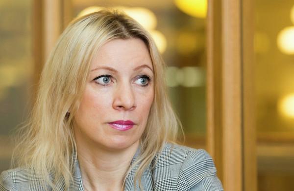 Захарова остро высказалась о Скрипке, украинском языке и гетто