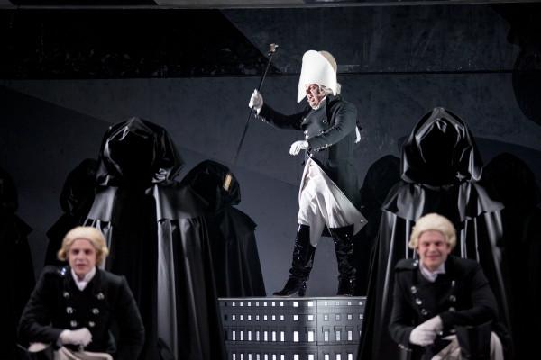 В Кинешме Нижегородский театр драмы покажет спектакль «Павел I»