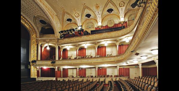 Латвийских театралов не впустили на территорию США