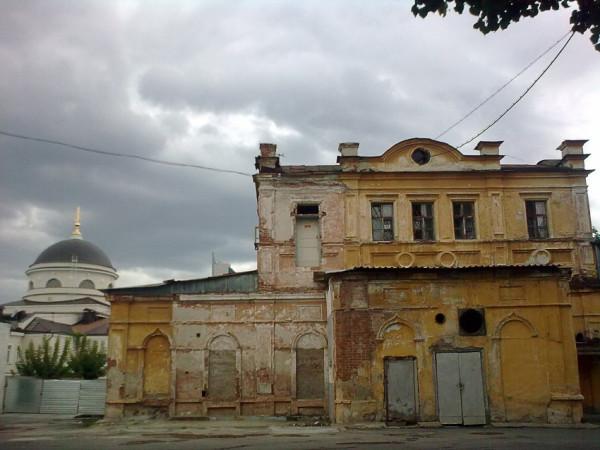 В Екатеринбургской епархии рассказали причину сноса Успенской церкви