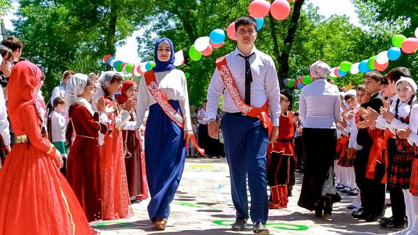 Ингушетия из-за Рамадана отменила выпускные балы в школах