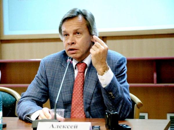 Пушков считает, что словам Скрипки о «гетто» нет оправдания