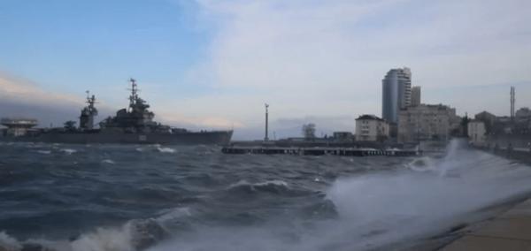 В Новороссийске из-за климатических условий введен режим повышенной готовности