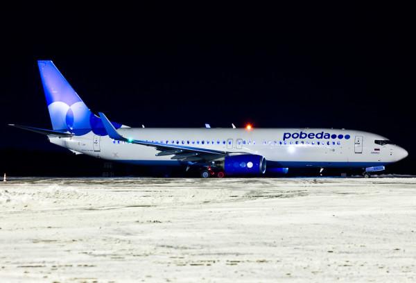 Рейсы авиакомпании «Победа» теперь летают в Турцию