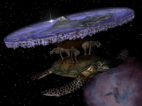 Ученые предположили, при каких обстоятельствах Земля станет плоской