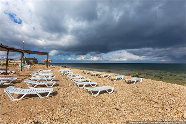 Пляжи Крыма готовы к потоку туристов