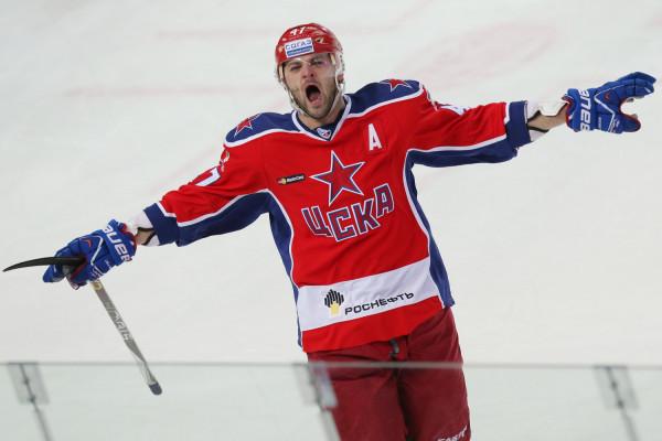 Радулов отказался от чемпионата мира в составе российской сборной