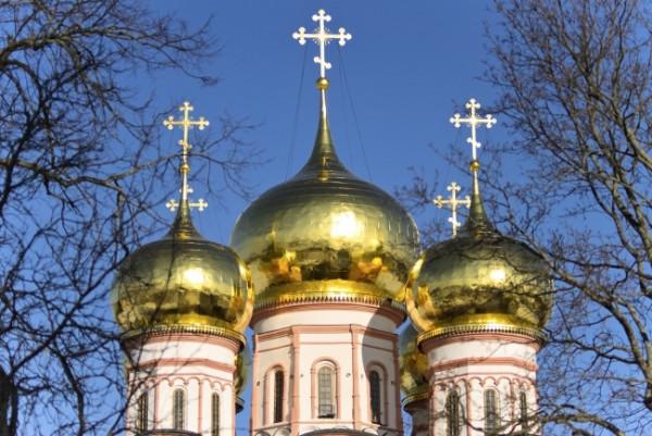 В Чечне началось строительство нового православного храма